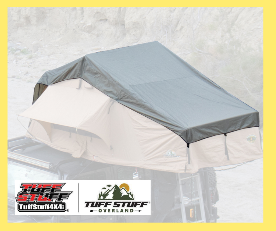 Tuff Stuff Rainfly for  Elite  Overland Rooftop Tent