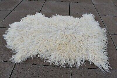 Angora Goat Leather Angora Goatskin Fur