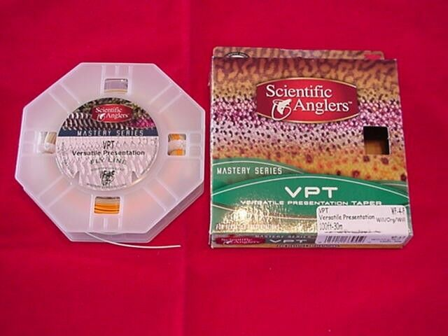 Scientific Angler Fly Line Mastery Versatile Presentation Taper WF2F  GREAT NEW  quality guaranteed