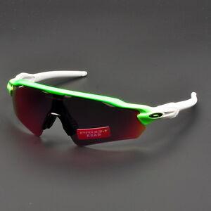 Oakley Radarlock Path >> Sunglasses-Oakley RADAR EV OO9275-16 2016 RIO Green Fade w/ RIZME ROAD Sunglass 888392204301   eBay