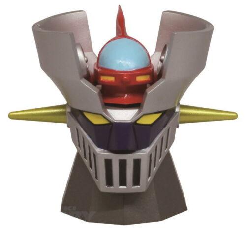 E82 Mazinger Z Mazinga Robot  Mecha Hover Jet Pilder /& Mecha Head Stand Figure