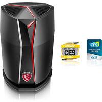 Msi Vortex G65vr-082 Vr Gaming Desktop I7-6700k Gtx 1080 64gb Ram 512gb + 1tb
