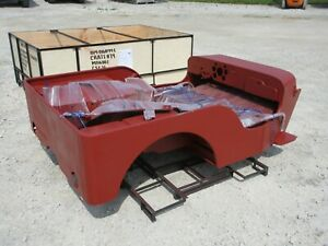 Details about 1941-42 MB BODY KIT WITH WILLYS SCRIPT MILITARY JEEP TUB  FENDERS HOOD MBK002