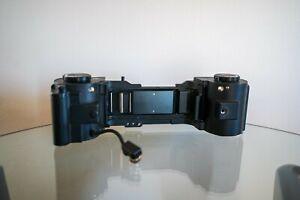 Nikon MF-4 250 Exposure Back for F-3 w/ 2 Film Cassettes for 250 Exposures