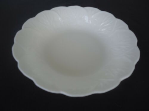 wedgwood coalport countryware  white soup cereal or dessert bowl