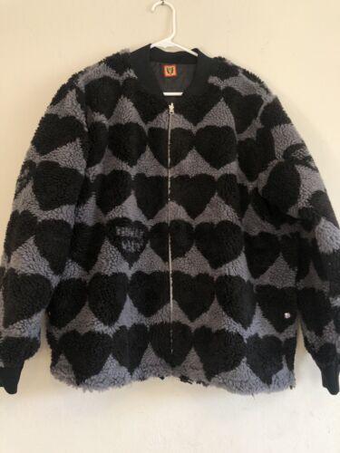 Human Made Reversible Fleece Jacket Medium
