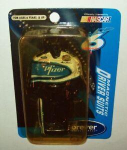 Details about Mark Martin 2004 Pfizer #6 Magnetic Driver Suit Refrigerator  Magnet 4 5