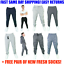 Mens-THICK-Casual-Jogger-active-Sweatpants-Cotton-Fleece-INVISIBLE-DRAWSTRING thumbnail 2
