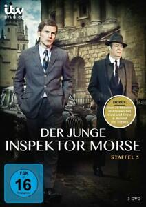 Der Junge Inspektor Morse Staffel 5 Deutsch