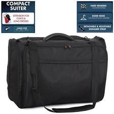 Essa Wall Street esecutivo BUSINESS TRAVEL Suiter Indumento Vestito Carrier Bag Black