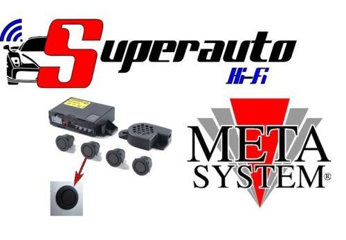 ABP05590 SENSORI PARCHEGGIO PLUG PARK METASYSTEM montaggio esterno front o rear