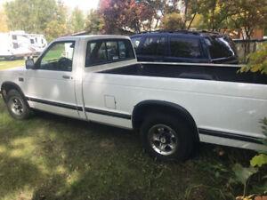 1989 Chevrolet S-10 Durango
