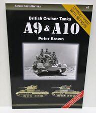 Model Centrum Armor Photohistory #5 - British Cruiser Tanks A9 & A10
