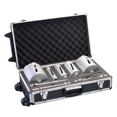 """Bosch 11 Piece diamond dry core cutter set, G 1/2"""", Work Length 150mm 2608587007"""