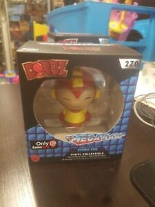 NEW Mega Man Atomic Fire Variant Chase Action Figure by Funko