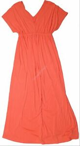New Women S Maternity Clothes Target Maxi Dress Summer Nwt Size Small Ebay