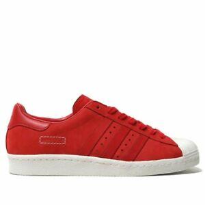 adidas-ORIGINALS-SUPERSTAR-80S-Unisex-Sneakers-Sports-Shoes-CG6263-Men-039-s-7-5