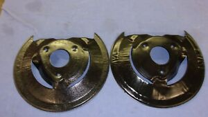 Front Brake Disc Rotors For 69-70 Ford Fairlane 68-73 Mustang 69-71 Torino