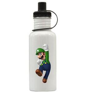 Personalized Super Mario Luigi Water Bottle Gift