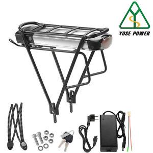 YOSE-POWER-Ebike-Akku-36V16Ah-fuer-E-bike-Pedelec-LG-Zellen-mit-Gepaecktraeger