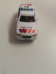 Hongwell-MERCEDES-BENZ-C-CLASS-Polizia-militare-01-vetrina-modello-da-collezione