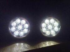LED Front Fog Lights Ford Focus ST And Focus 2008 To 2011