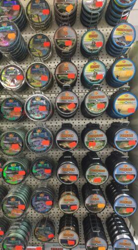 WFT monofile Schnur gute Schnur zu fairen Preisen Zielfisch Forelle,Hecht etc