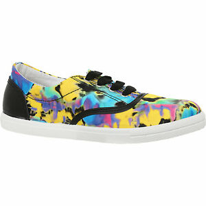 Size Love Uk Nuovo Multicolor Moschino Sneakers Patterned 5 Bpx7Ipq