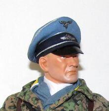 "GERMAN WWII LUFTWAFFE  OFFIZIERFELDMUTZ  ""CRUSHER""  CAP"