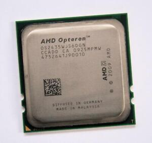 AMD-Opteron-2435-OS2435WJS6DGN-Six-C-urs-2-6GHz-6M-Prise-Fr6-Processeur-CPU