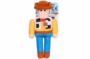 SFK-Disney-Crossy-Road-Series-1-Stuffed-Figures-Woody-6-inches-Plush