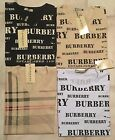 Men's Burberry Tee Shirt Brand New / Tags Free Shipping