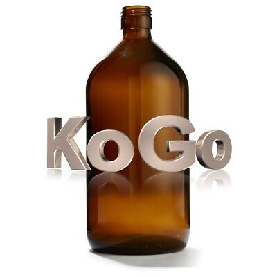 vectosan 1000 ml Kolloidales Gold  Goldwasser 8 ppm in Premiumqualität