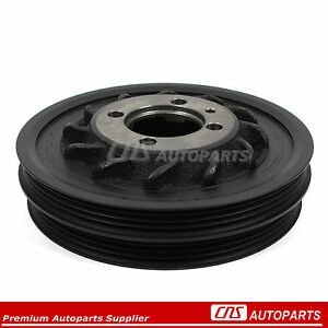 Details about Harmonic Balancer for 89-99 Mitsubishi Eagle Plymouth 2 0L  2 4L 4G63 Turbo 4G64