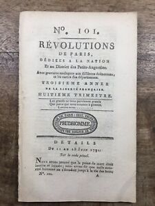 Révolte d'esclave en Martinique 1791 Antilles Santerre Brest Nîmes Révolution