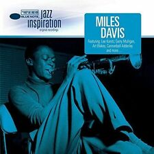 MILES DAVIS - JAZZ INSPIRATION NEW CD