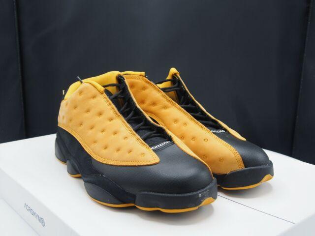 buy online 4440f c538b Nike Air Jordan 13 Retro Low Men's Basketball Shoes Size 10.5 310810 022