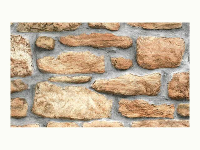 Fablon FAB10226 45 cm x 2 m Roll Stone Wall