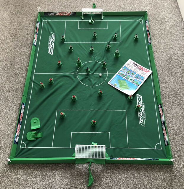 Total Action Football 22 Player Edition Table Top Soccer Game by Toy brokers
