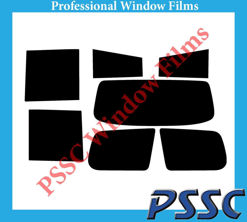 PSSC Pre Cut Rear Car Window Films - Hyundai Terracan 2001 to 2006