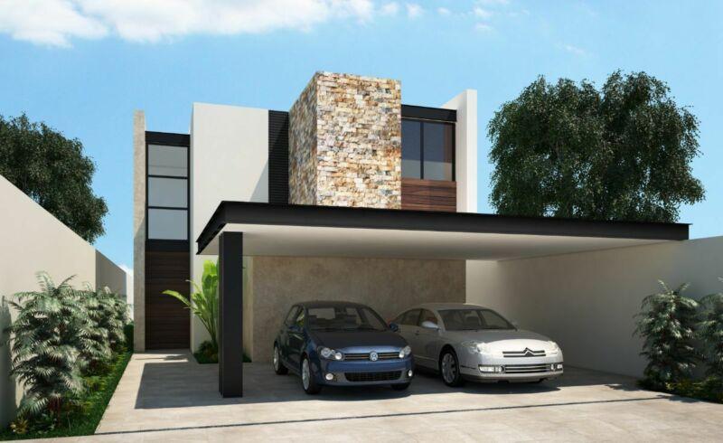 Privada Silvano 2 casas de lujo-2 modelos