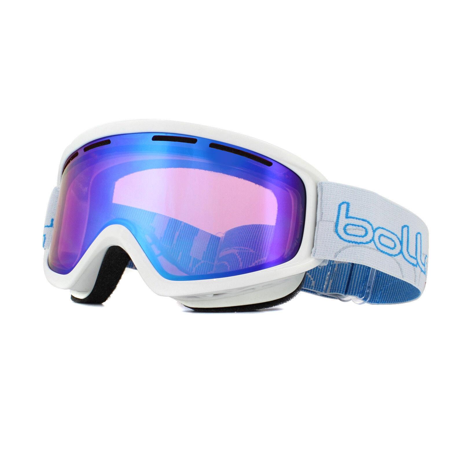 Bolle Bolle Bolle Gafas Esquí Schuss 21483 Blanco Brillante Aurora 40a02b