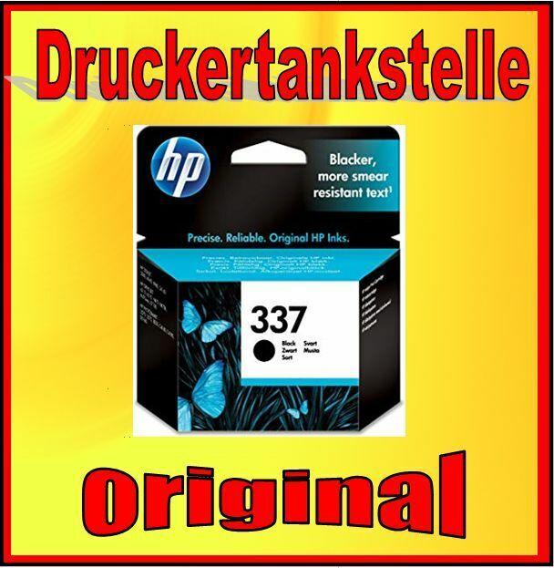 Original HP 337 C9364EE Officejet H470b H470wbt K7100 Photosmart 8050 2575 2750