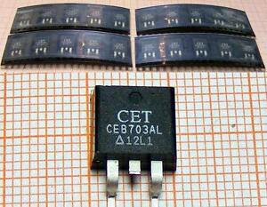 Transistor-CEB703AL-30V-40A-M3