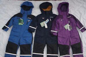 Aquatex-Schneeanzug-Skianzug-und-Regenbekleidung-in-einem-Gr-98-104-NEU