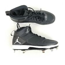 0638139800daa1 item 8 Nike Jordan Jeter Clutch Mens Baseball Cleats Size 8.5 Re2pect Black  AO2914-002 -Nike Jordan Jeter Clutch Mens Baseball Cleats Size 8.5 Re2pect  Black ...