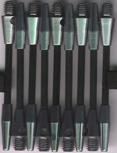 2in. 2ba HARROWS CARBON PLUS Dart Shafts: 1 set of 3
