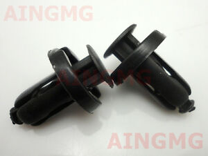 50 Pcs For Honda Acura Front /& Rear Bumper Clip Retainer Fastener 91503SZ5003