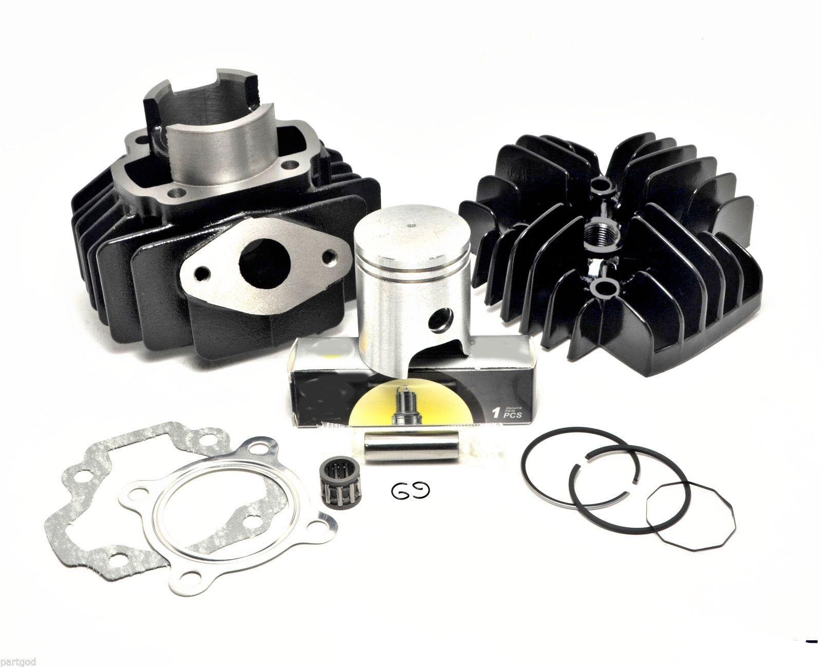 PW50 Kit de Anillo de Pistón  Cabeza Junta De Cilindro Para Yamaha PW50 Qt 50 QT50 1981-2009  70% de descuento