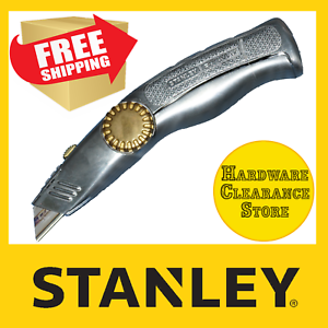 Details about Stanley FatMax Xtreme Retractable Utility Knife with 15 Blades